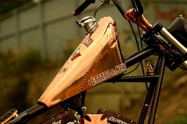 Wcc Penny Saved Gas Tank The Legend Club Chopper Forums