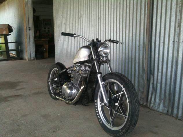 GS 450 bobber - Club Chopper Forums