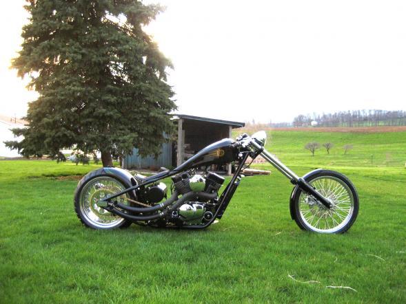 honda shadow 750 exhaust parts question club chopper forums. Black Bedroom Furniture Sets. Home Design Ideas