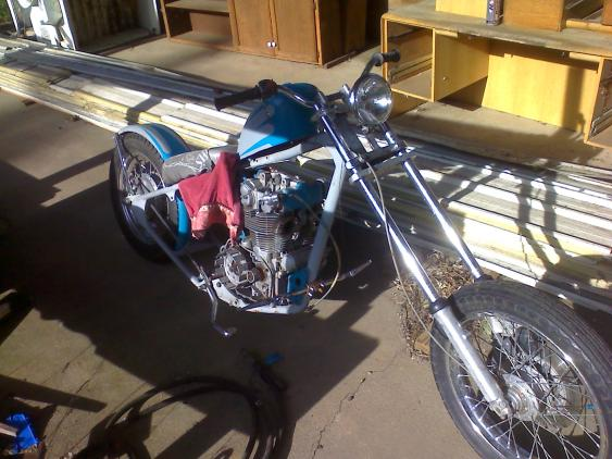 Honda Parts Cheap >> 71 cb 450 chopper - Club Chopper Forums