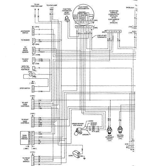speedometer wiring diagram club chopper forums harley speedo1 jpg