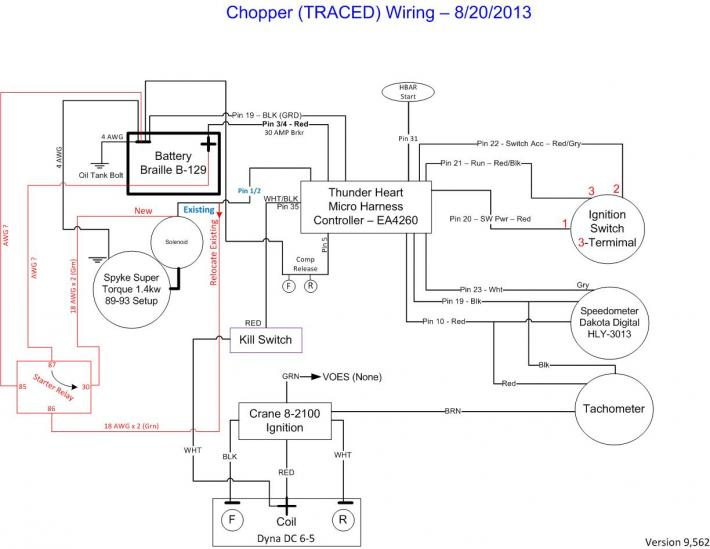 Adding Starter Relay - Club Chopper Forums on starter relay circuit, starter relay cable, starter interrupt relay diagram, basic relay diagram, how does a relay work diagram, starter relay schematic, starter relay operation, starter relay test, car starter diagram, starter motor, starter relay clicking, electrical relay diagram, john deere starter relay diagram, starter solenoid, starter relay switch, furnace blower relay diagram, starter relay toyota, starter relay honda, start relay diagram, yamaha starter relay diagram,
