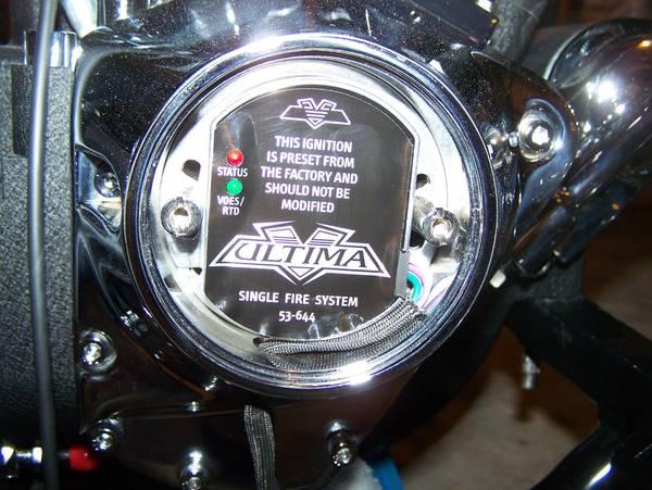 Ultima Digital Ignition, P/N 53-644 - Club Chopper Forums on
