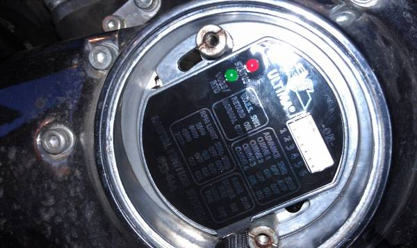 Ultima Ignition Install 02 XL1200-Need guidance - Club