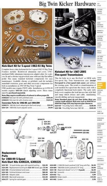 5Speed Kickstart Kits  Club Chopper Forums