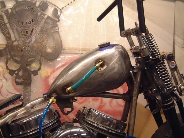 My Photo Gallery Custom Wassell Gas Tank